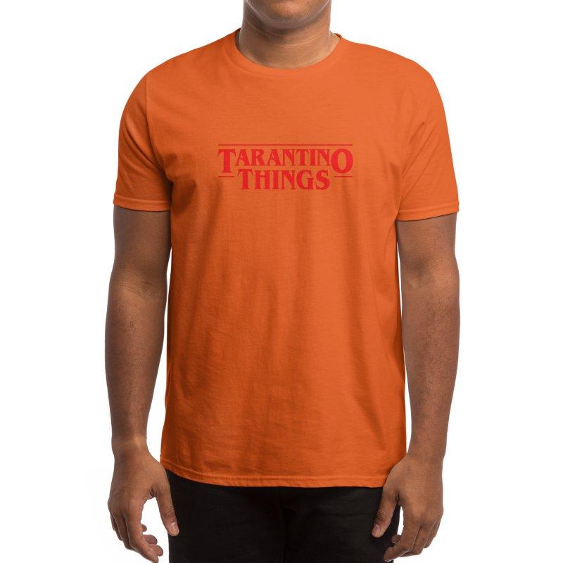 Tarantino Things Men's T-Shirt by Ale Borges
