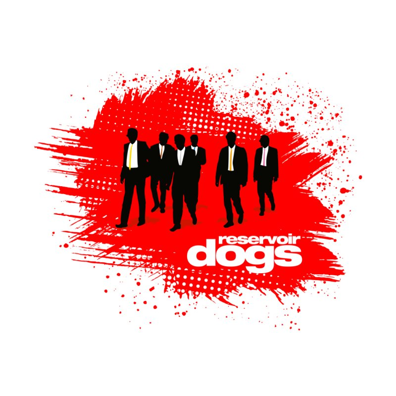 Reservoir Dogs Accessories Greeting Card by Ale Borges