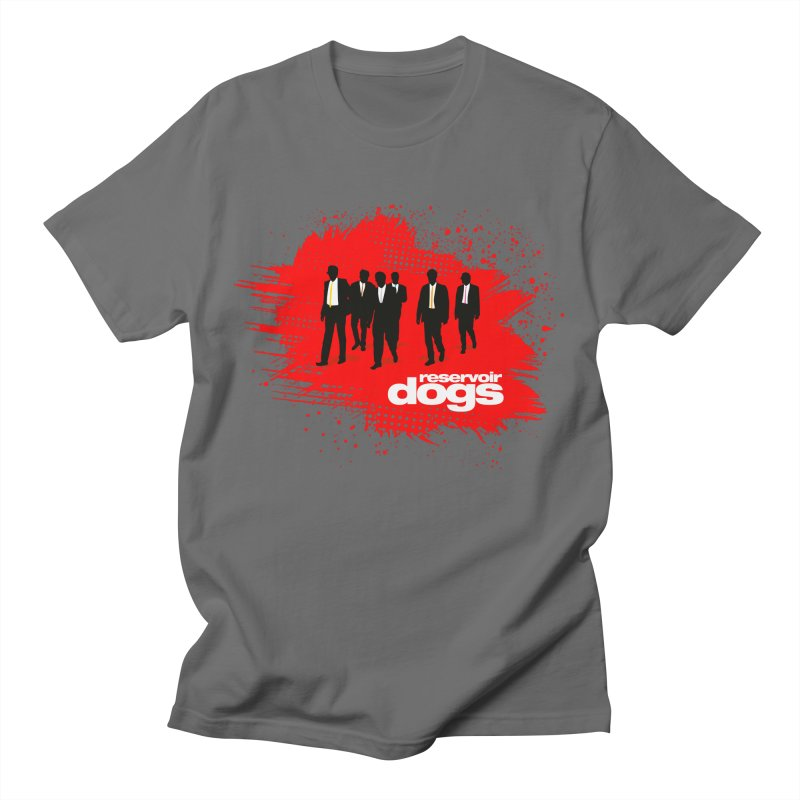 Reservoir Dogs Feminine T-Shirt by Ale Borges