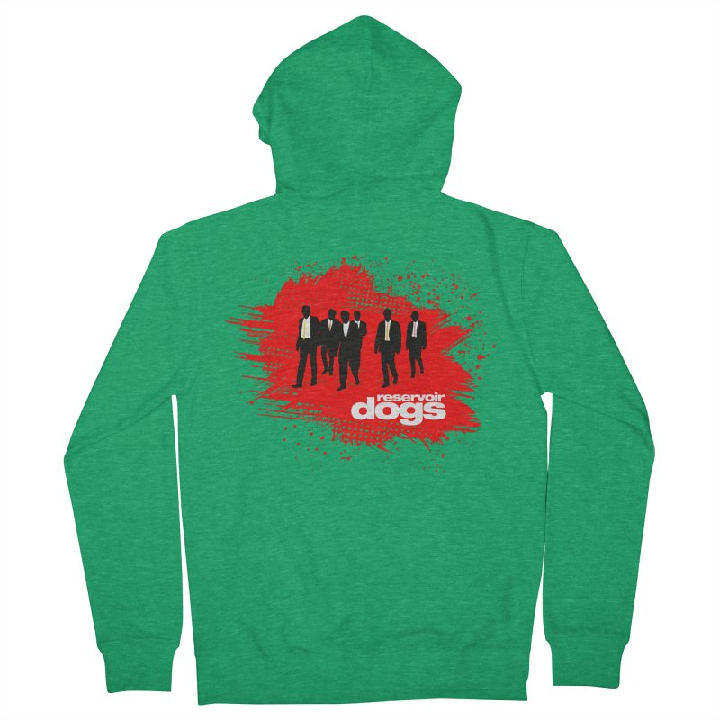 Reservoir Dogs All Gender Zip-Up Hoody by Ale Borges