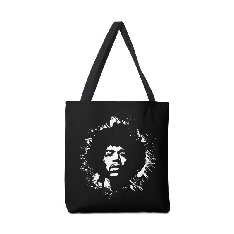 Grunge Hendrix II Accessories Bag by Ale Borges
