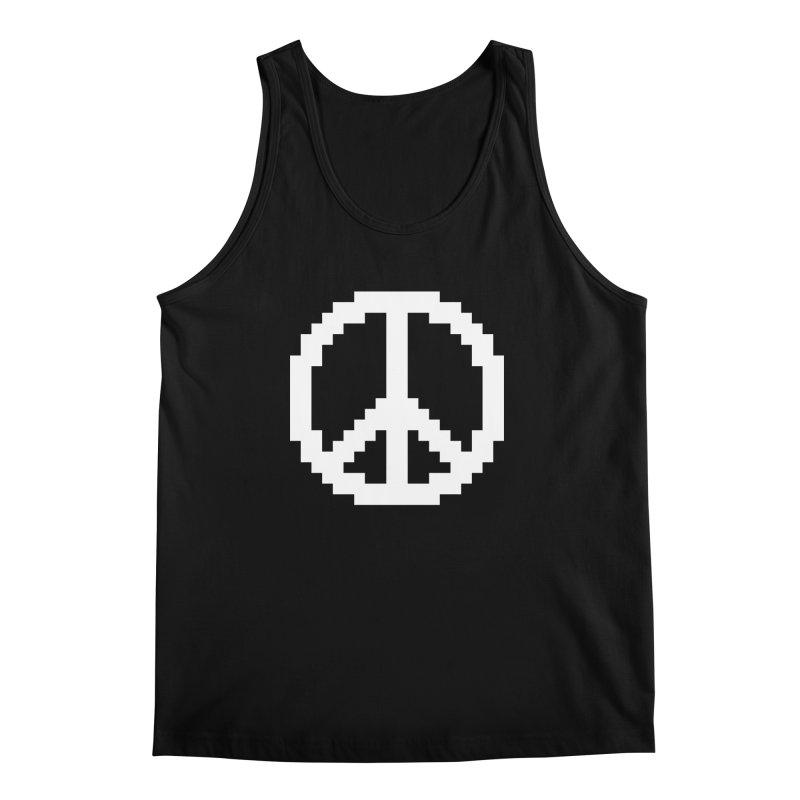 Peace ☮ Men's Tank by Aled's Artist Shop