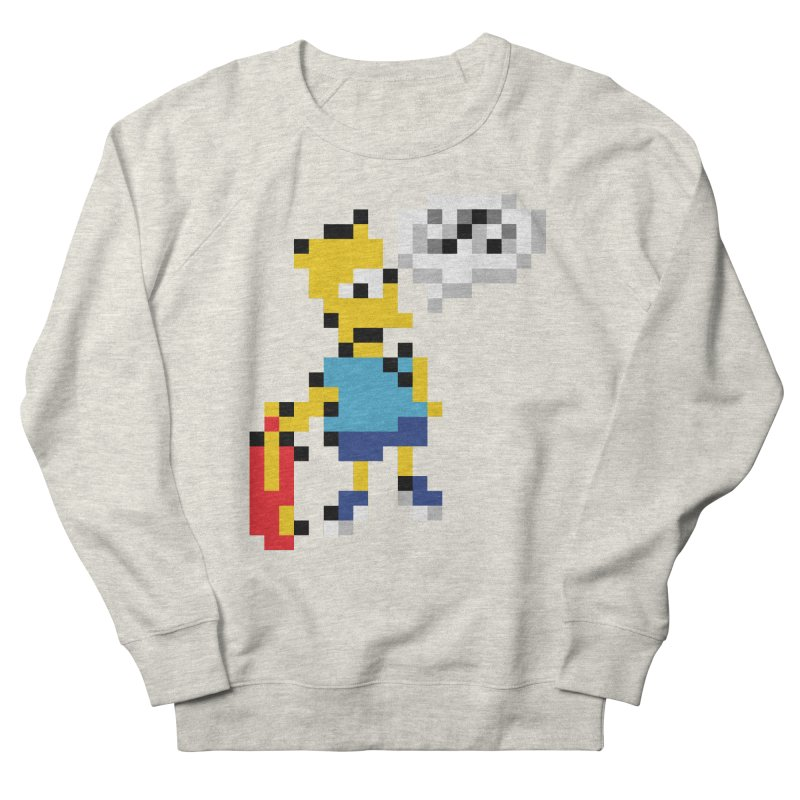 Brat Men's Sweatshirt by Aled's Artist Shop