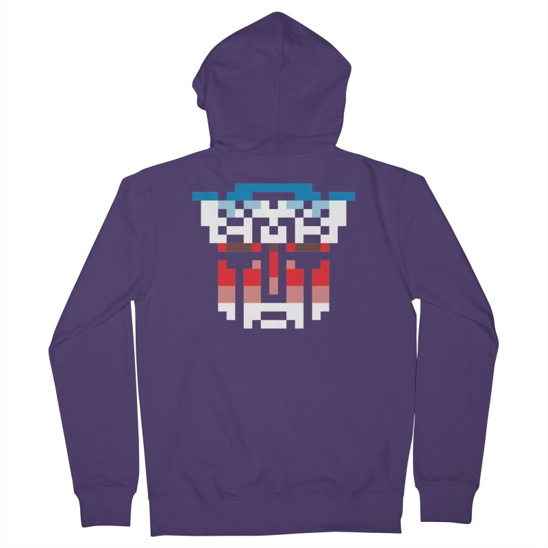 Robo-Morphers Women's Zip-Up Hoody by Aled's Artist Shop