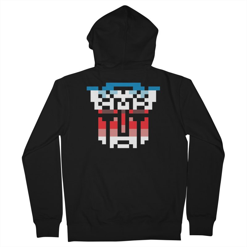 Robo-Morphers Men's French Terry Zip-Up Hoody by Aled's Artist Shop