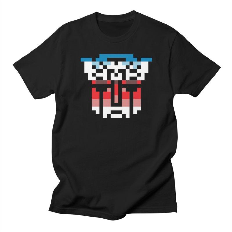 Robo-Morphers Men's T-Shirt by Aled's Artist Shop