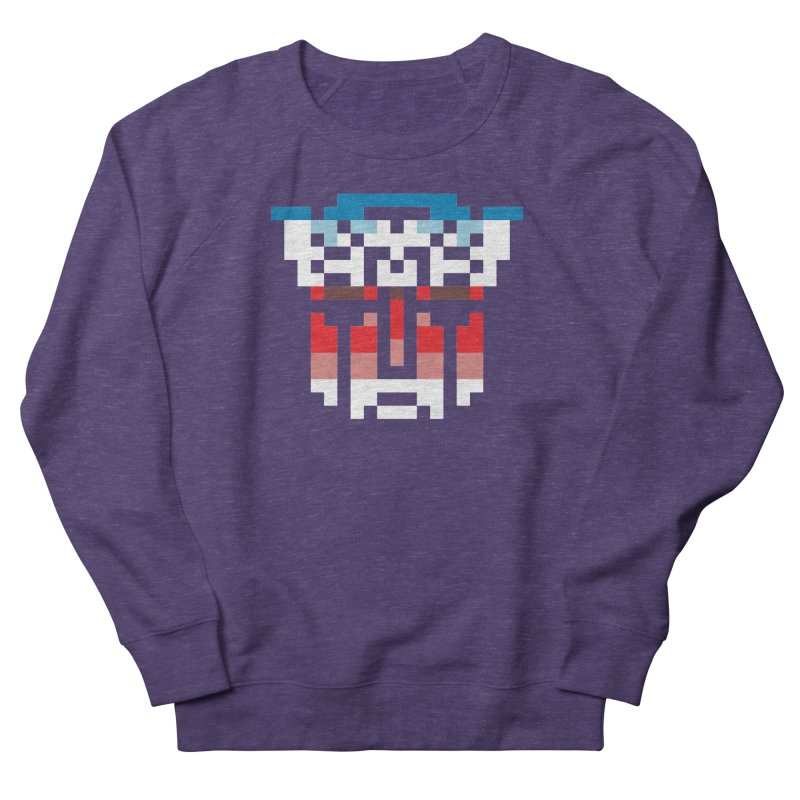 Robo-Morphers Women's French Terry Sweatshirt by Aled's Artist Shop
