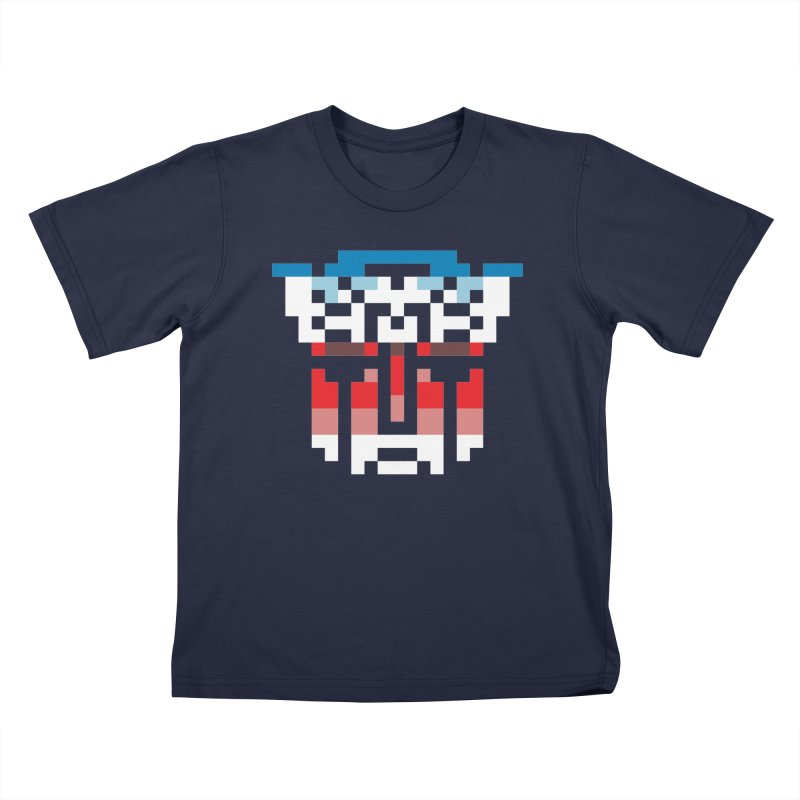 Robo-Morphers Kids T-Shirt by Aled's Artist Shop