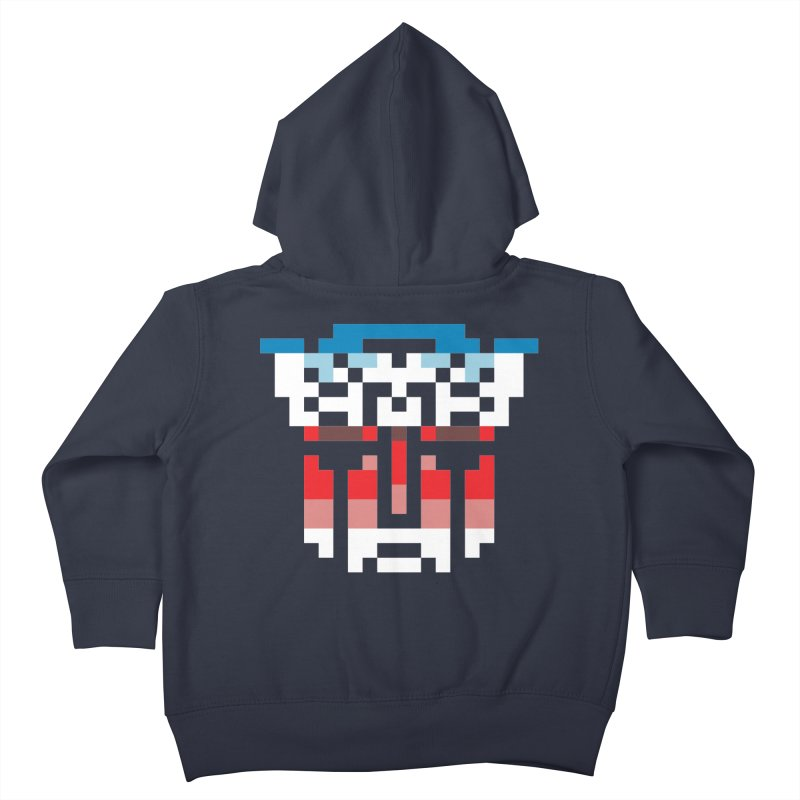 Robo-Morphers Kids Toddler Zip-Up Hoody by Aled's Artist Shop