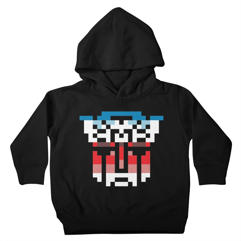 Robo-Morphers Kids Toddler Pullover Hoody by Aled's Artist Shop