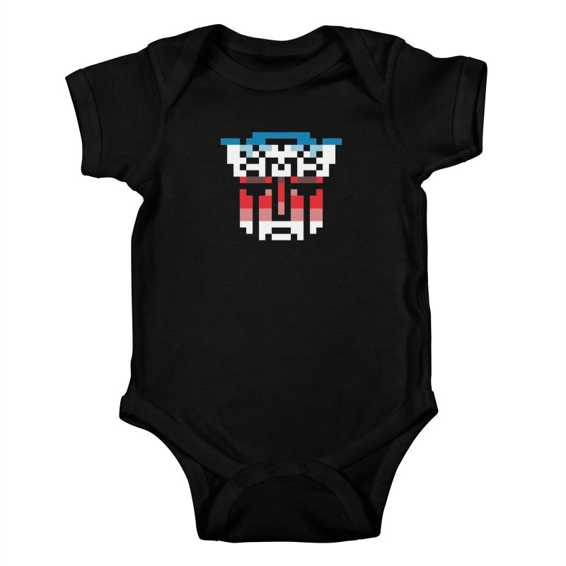 Robo-Morphers Kids Baby Bodysuit by Aled's Artist Shop