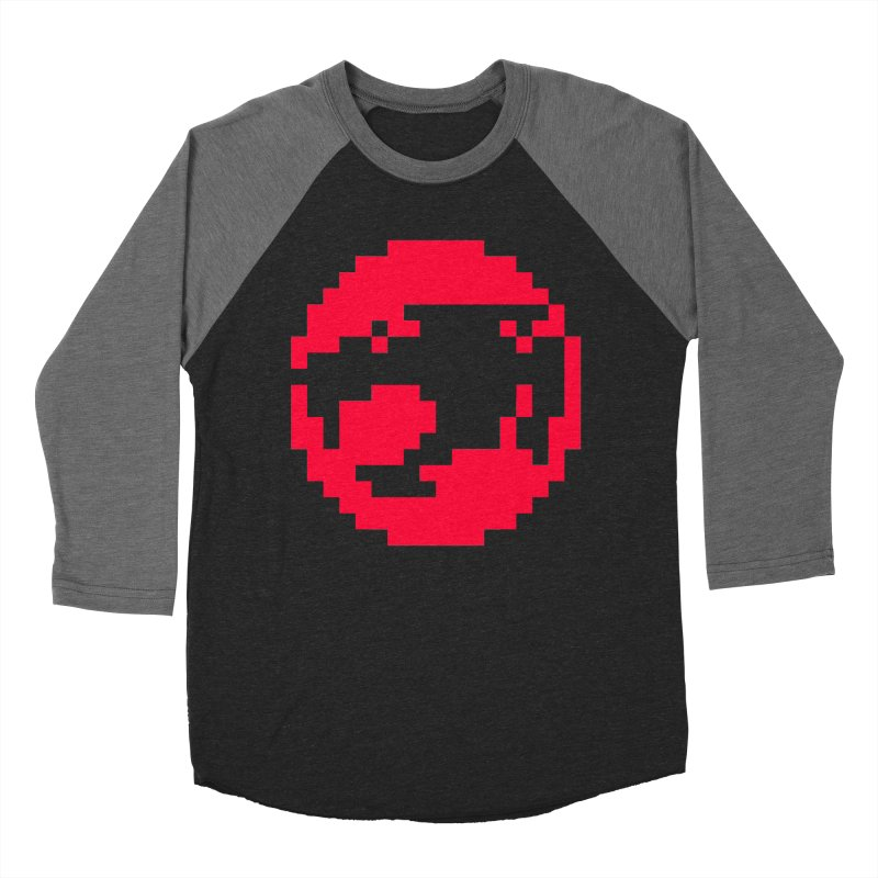 Cat People Men's Baseball Triblend T-Shirt by Aled's Artist Shop