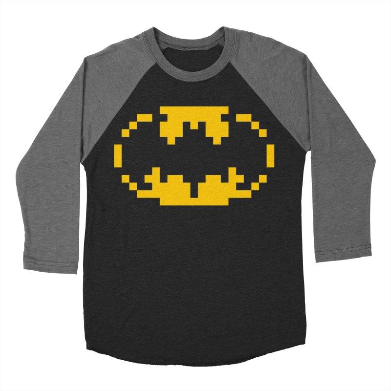 Bat Women's Baseball Triblend T-Shirt by Aled's Artist Shop