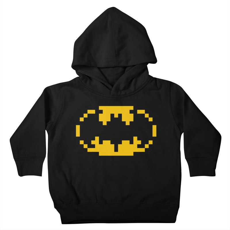 Bat Kids Toddler Pullover Hoody by Aled's Artist Shop