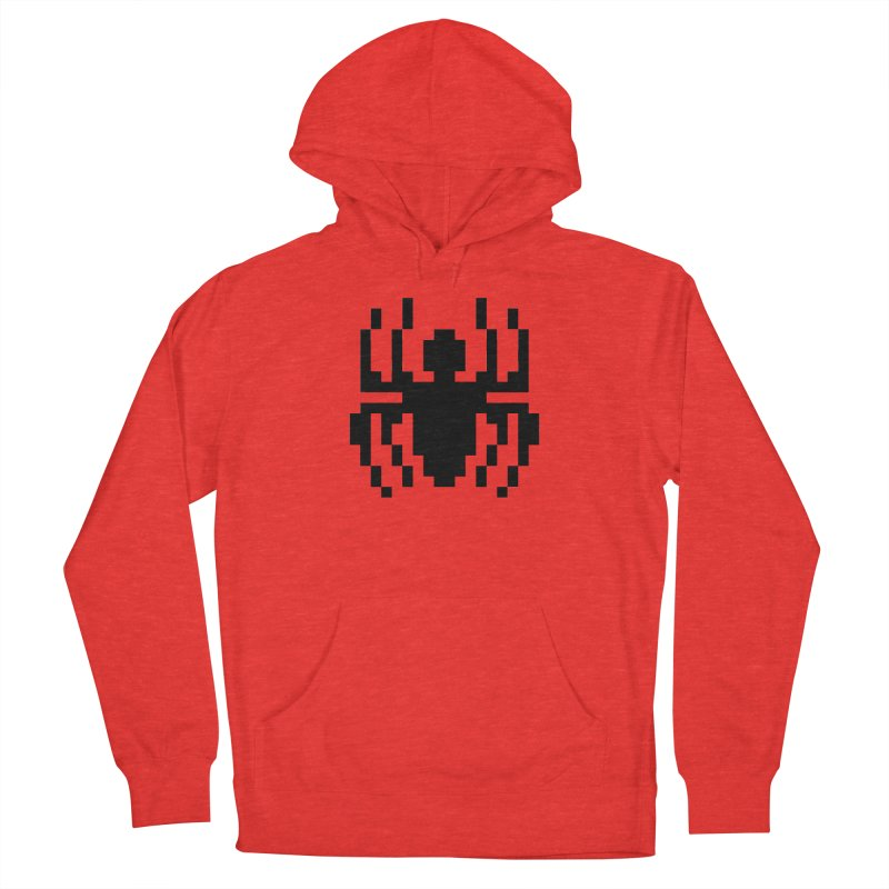 Spider Women's Pullover Hoody by Aled's Artist Shop