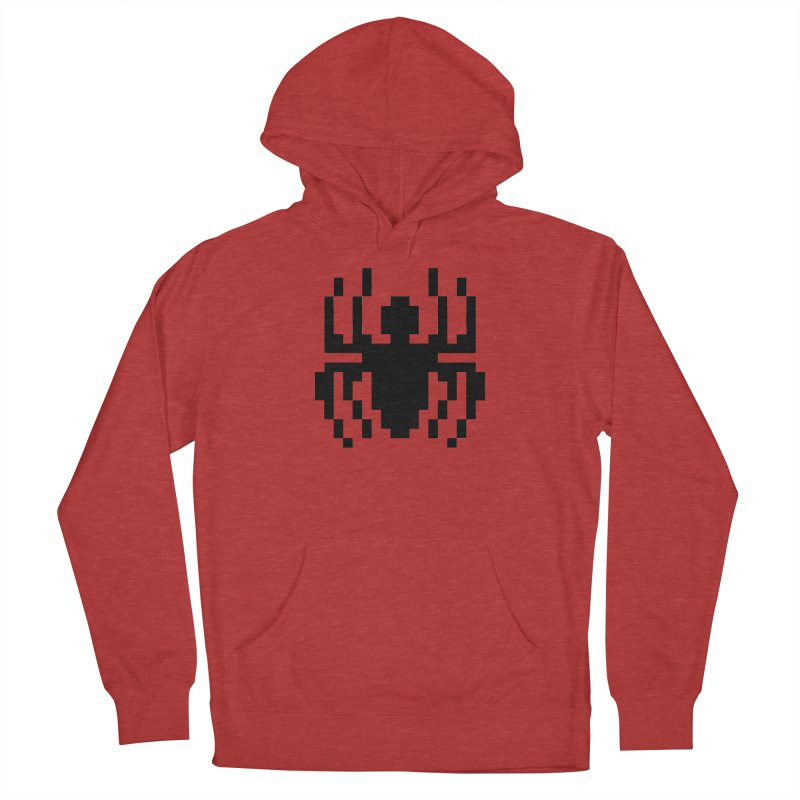 Spider Men's Pullover Hoody by Aled's Artist Shop