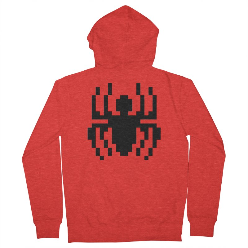 Spider Women's Zip-Up Hoody by Aled's Artist Shop