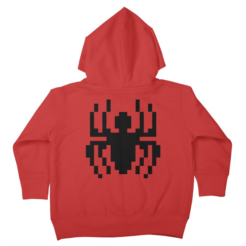 Spider Kids Toddler Zip-Up Hoody by Aled's Artist Shop