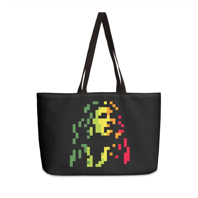 Reggae Icon Accessories Bag by Aled's Artist Shop