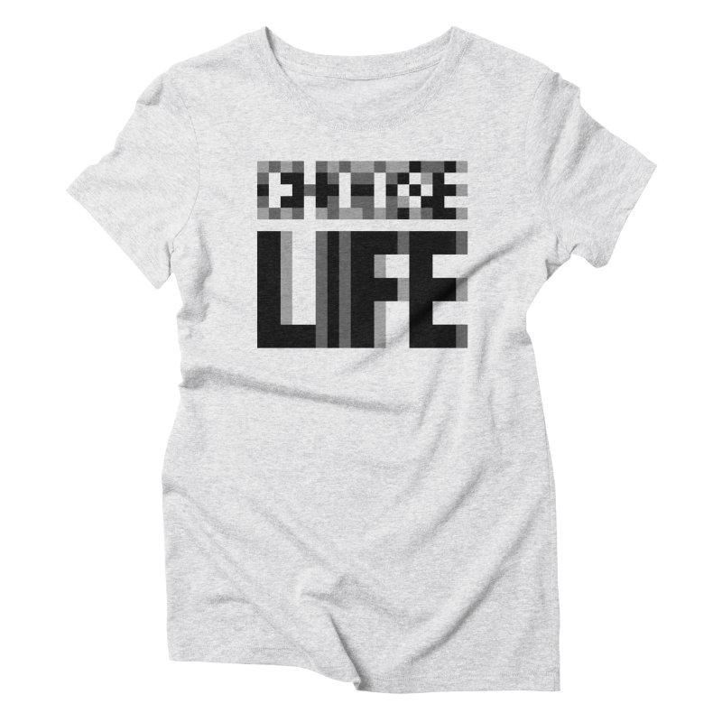 Pop Band Women's T-Shirt by Aled's Artist Shop