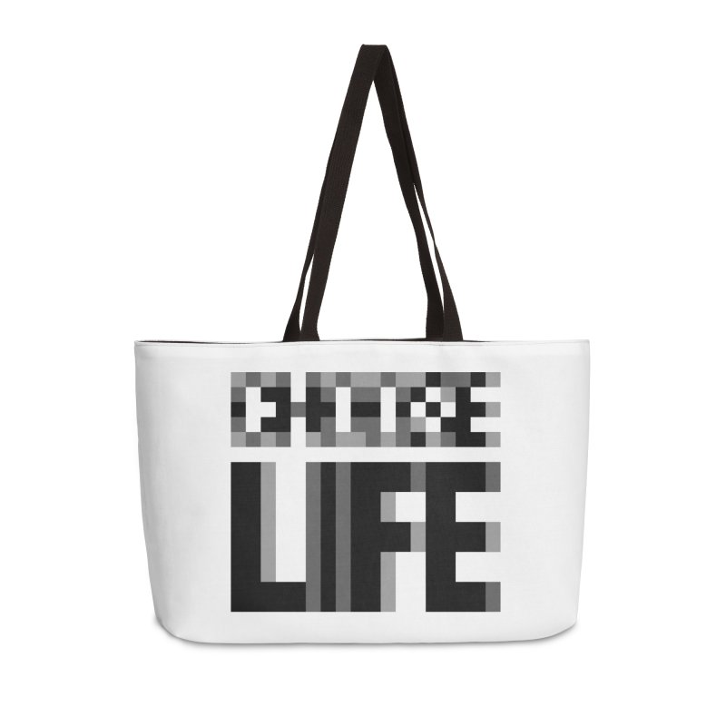 Pop Band Accessories Bag by Aled's Artist Shop