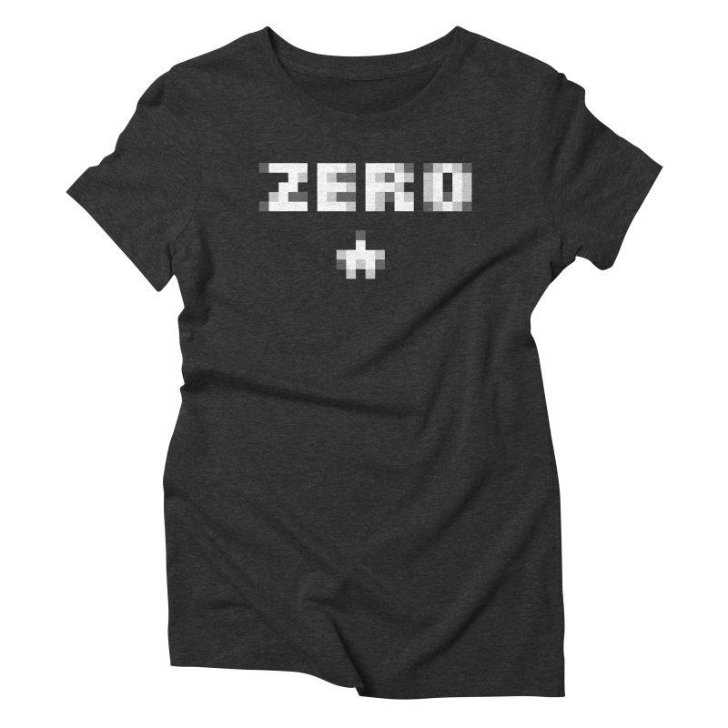 Alternative Rock Band Women's Triblend T-Shirt by Aled's Artist Shop