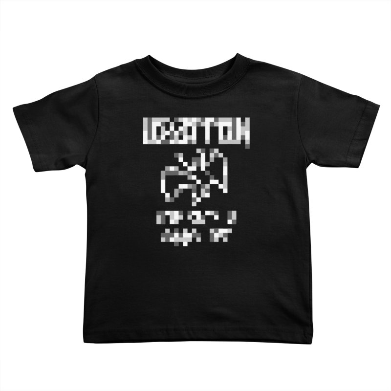Rock Band Kids Toddler T-Shirt by Aled's Artist Shop
