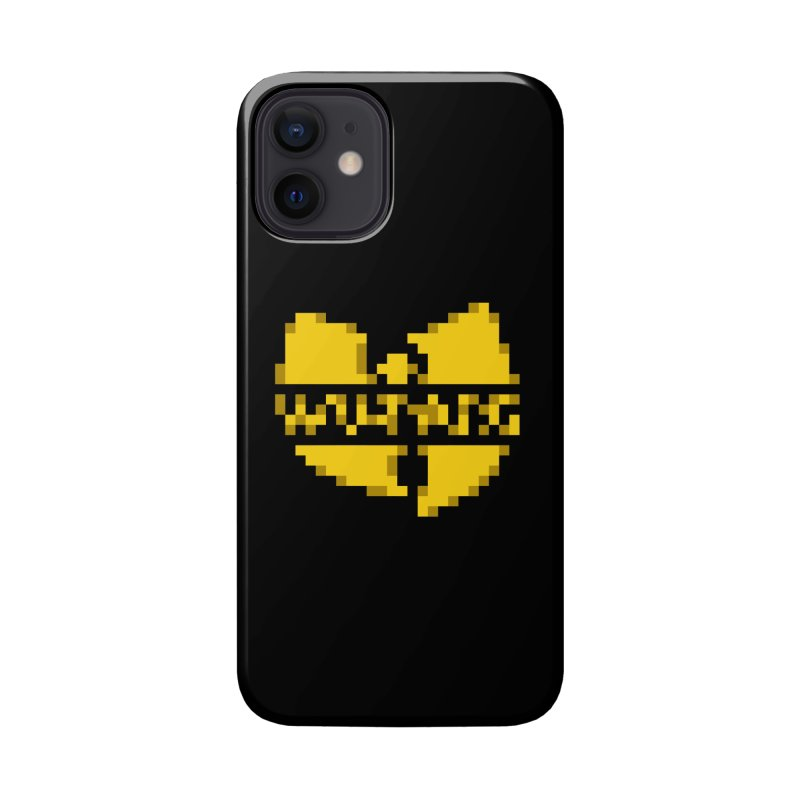 Hip Hop Group Accessories Phone Case by Aled's Artist Shop
