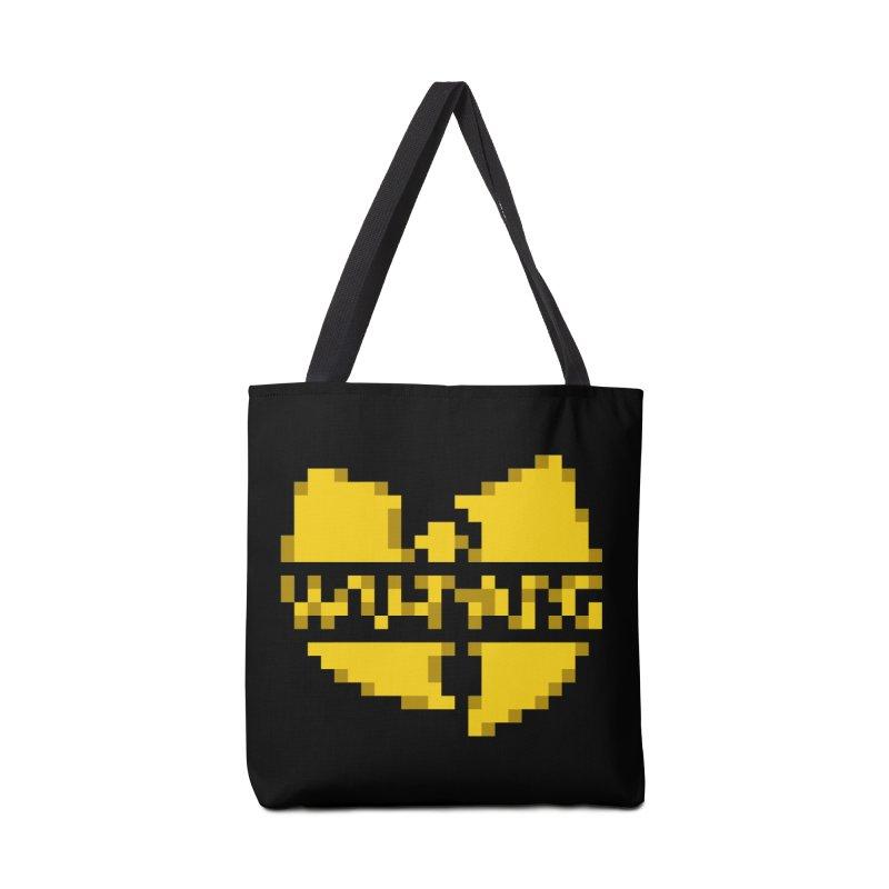 Hip Hop Group Accessories Bag by Aled's Artist Shop