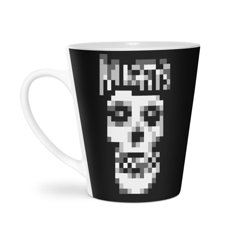Horror Punk Band Accessories Mug by Aled's Artist Shop