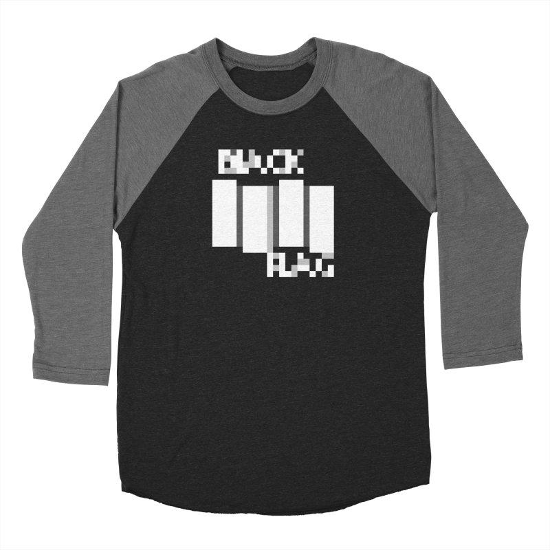 Hardcore Punk Band Women's Baseball Triblend Longsleeve T-Shirt by Aled's Artist Shop