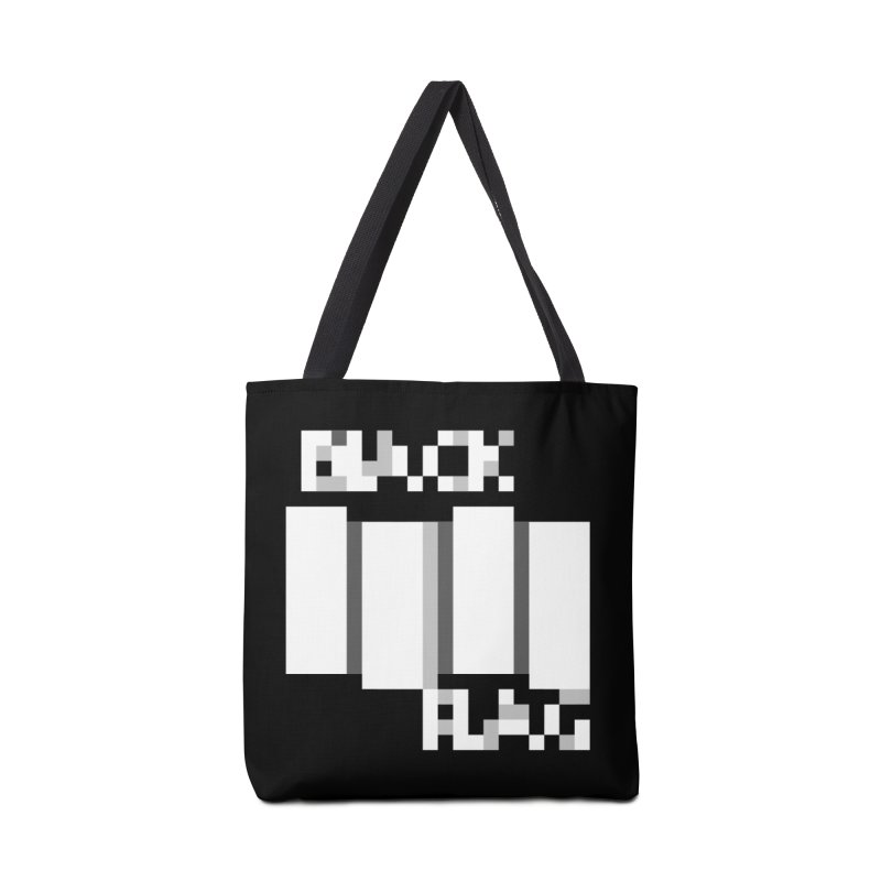 Hardcore Punk Band Accessories Tote Bag Bag by Aled's Artist Shop