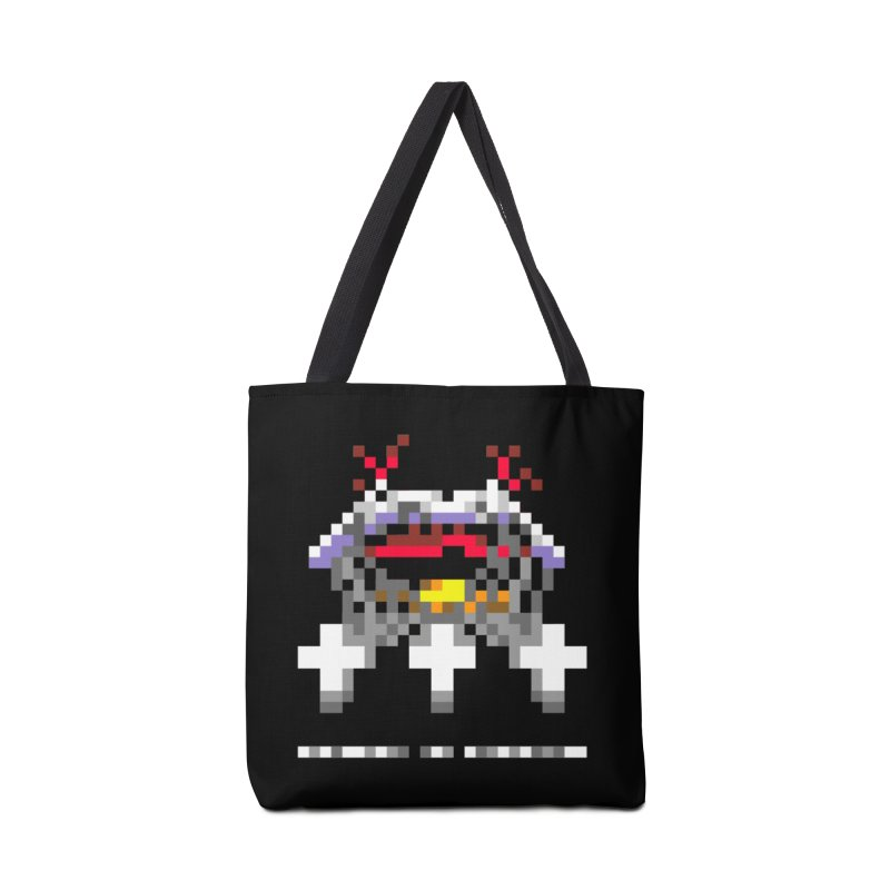 Heavy Metal Band Accessories Tote Bag Bag by Aled's Artist Shop