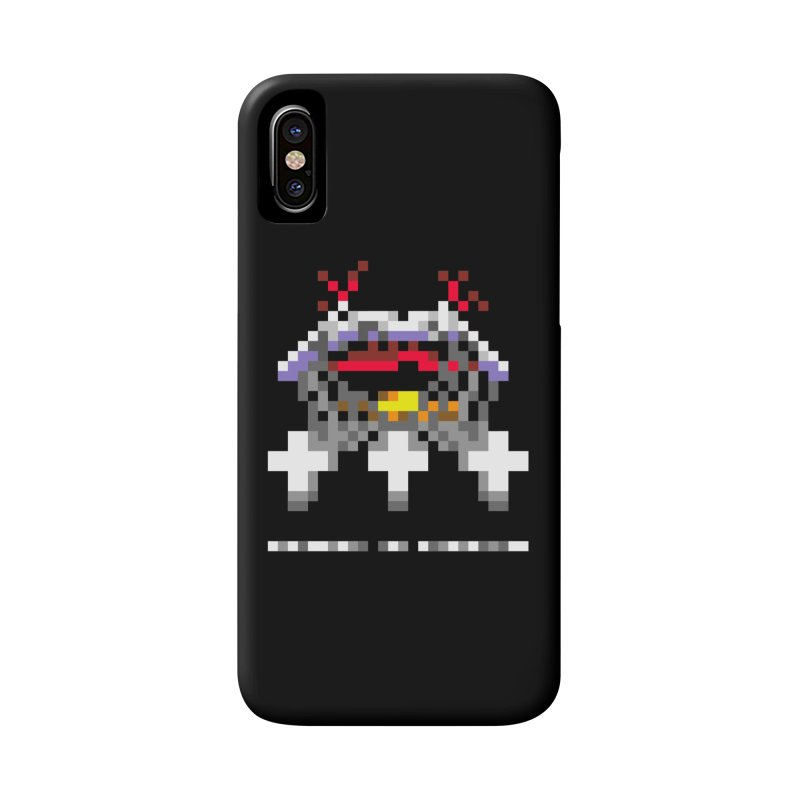 Heavy Metal Band Accessories Phone Case by Aled's Artist Shop