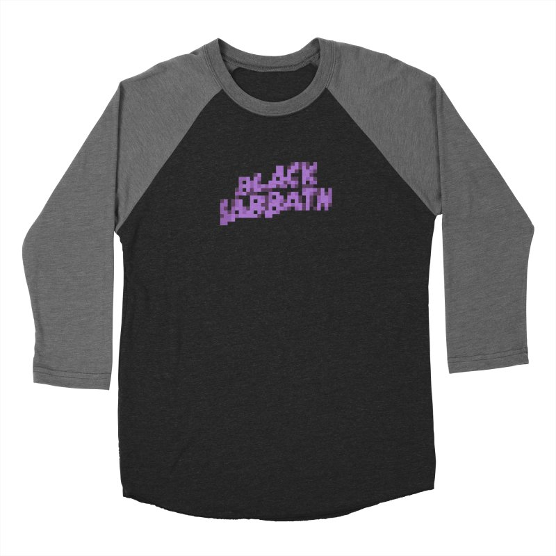 British Heavy Metal Band Women's Baseball Triblend Longsleeve T-Shirt by Aled's Artist Shop