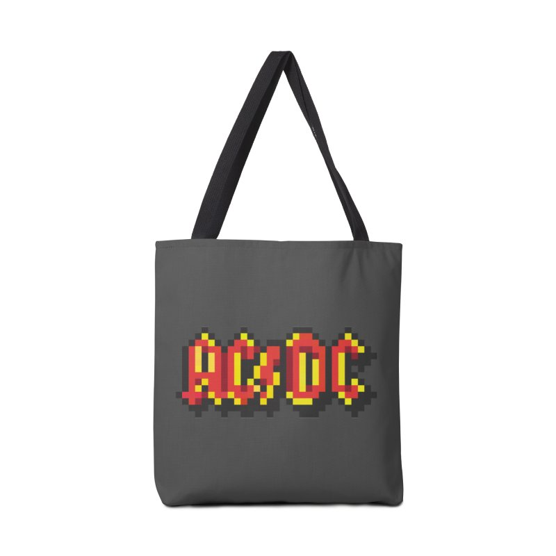 Hard Rock Band 2 Accessories Tote Bag Bag by Aled's Artist Shop