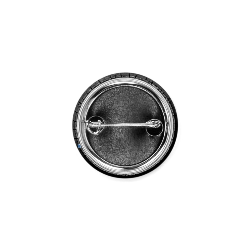 Indie Rock Band Accessories Button by Aled's Artist Shop
