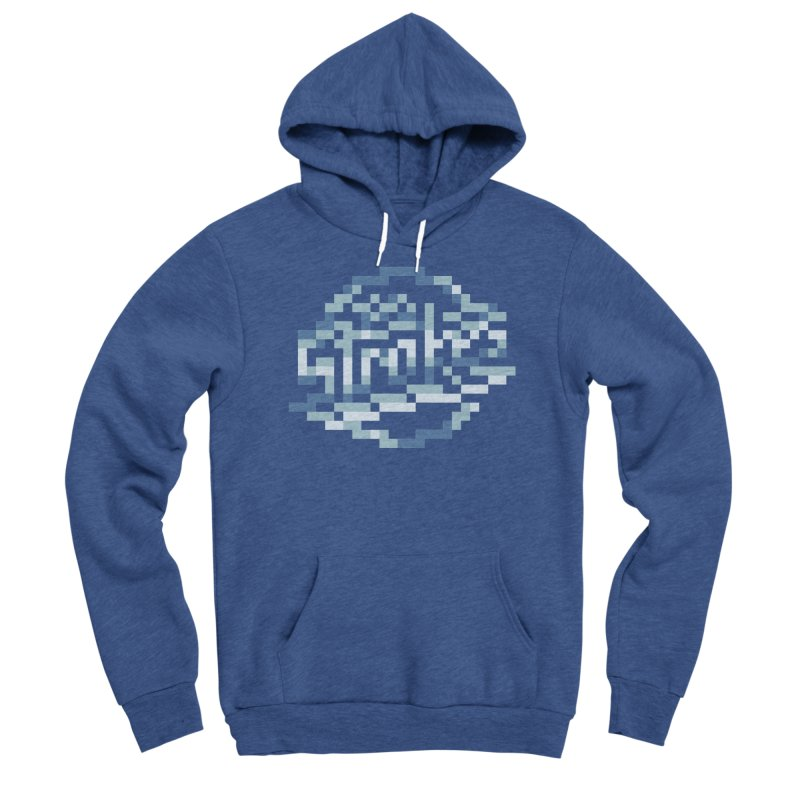 Indie Rock Band Women's Sponge Fleece Pullover Hoody by Aled's Artist Shop