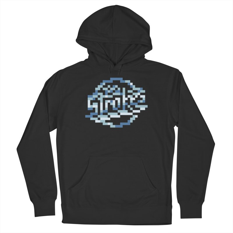 Indie Rock Band Men's French Terry Pullover Hoody by Aled's Artist Shop