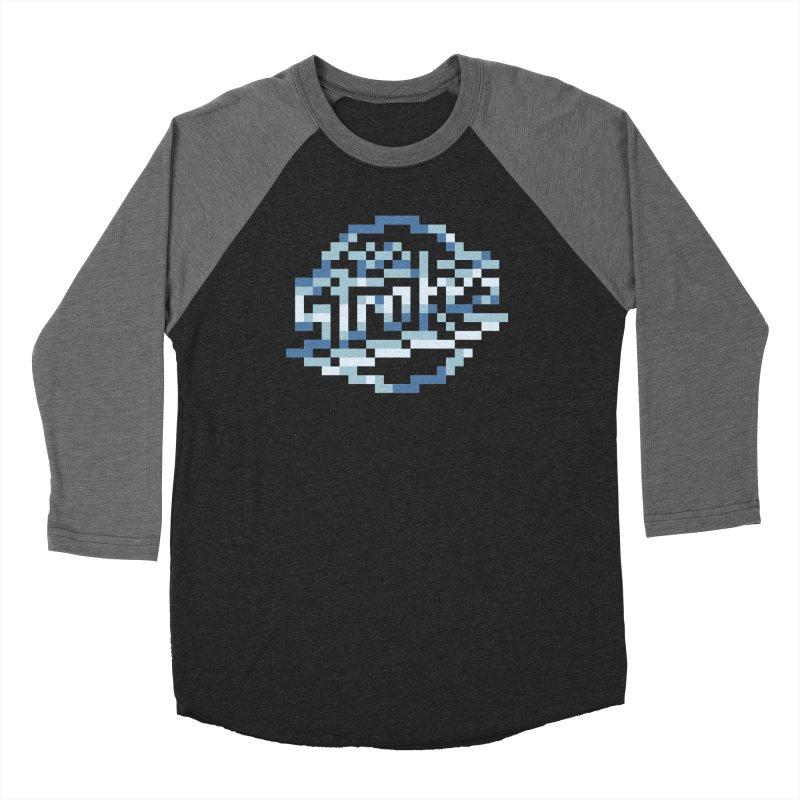 Indie Rock Band Women's Baseball Triblend Longsleeve T-Shirt by Aled's Artist Shop
