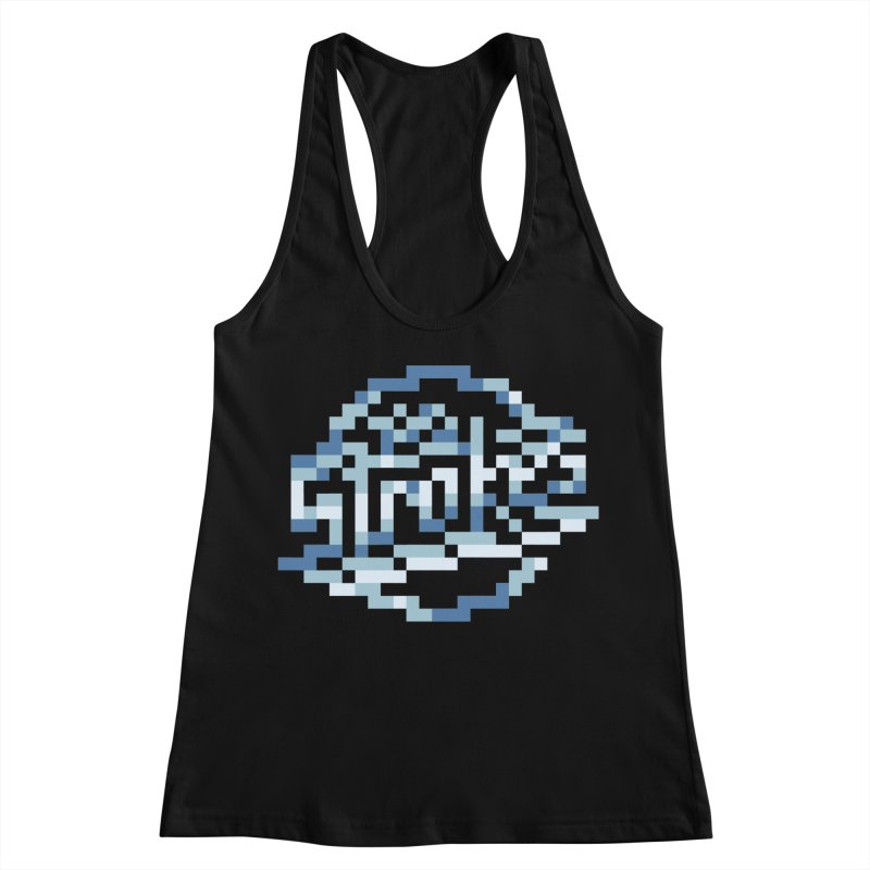 Indie Rock Band Women's Racerback Tank by Aled's Artist Shop