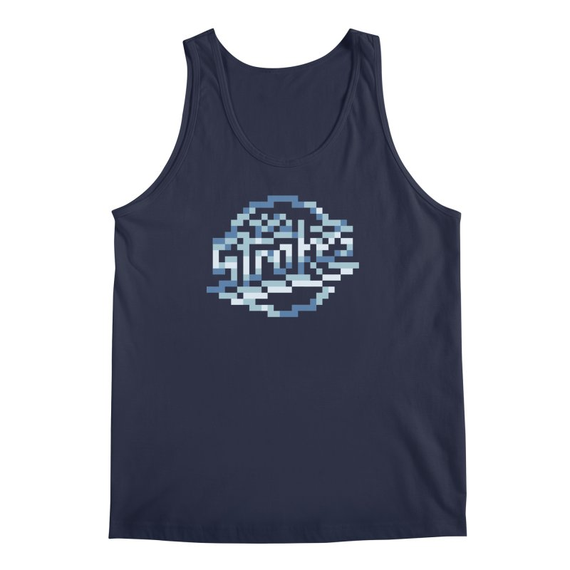 Indie Rock Band Men's Tank by Aled's Artist Shop