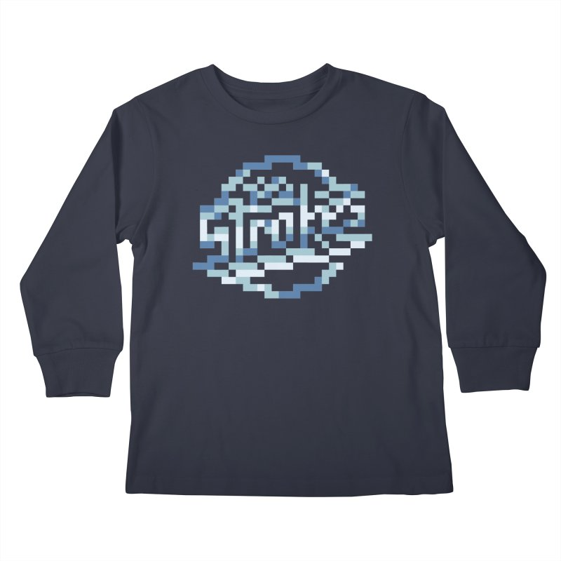 Indie Rock Band Kids Longsleeve T-Shirt by Aled's Artist Shop