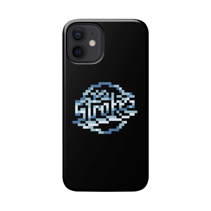 Indie Rock Band Accessories Phone Case by Aled's Artist Shop