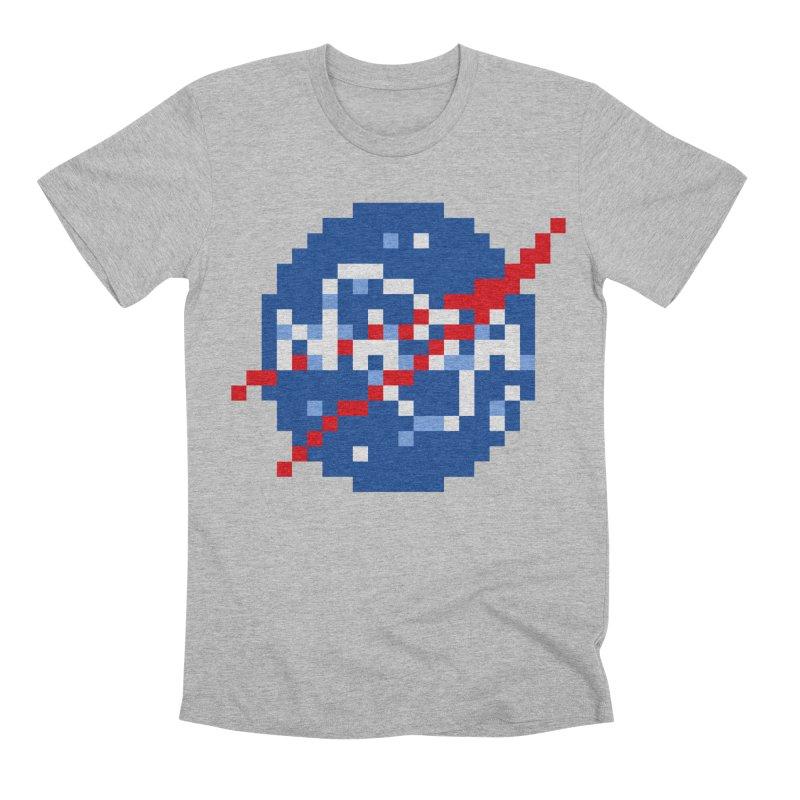 Space Science Men's Premium T-Shirt by Aled's Artist Shop