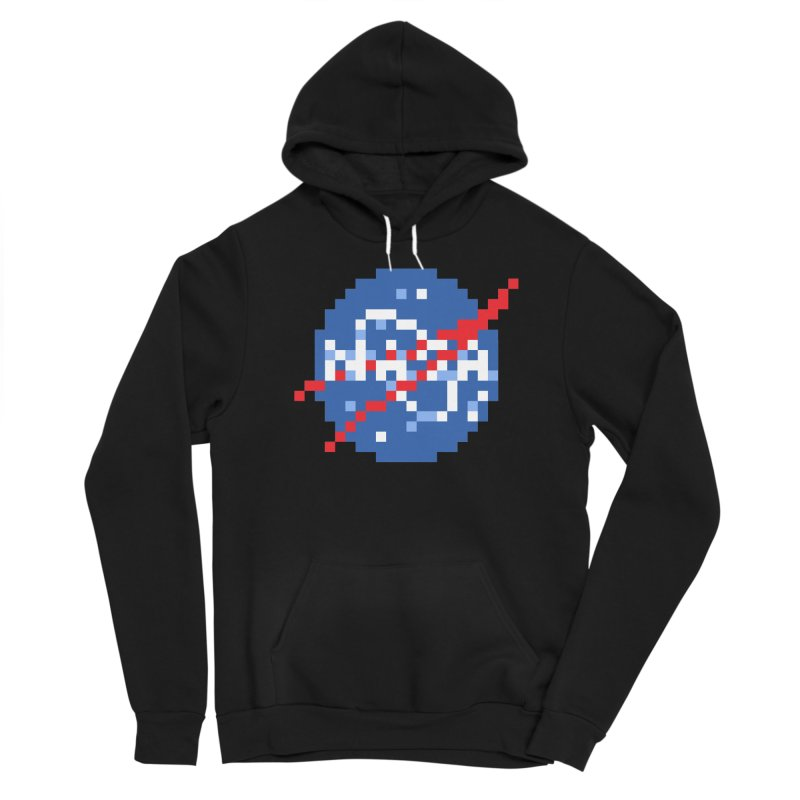 Space Science Women's Sponge Fleece Pullover Hoody by Aled's Artist Shop