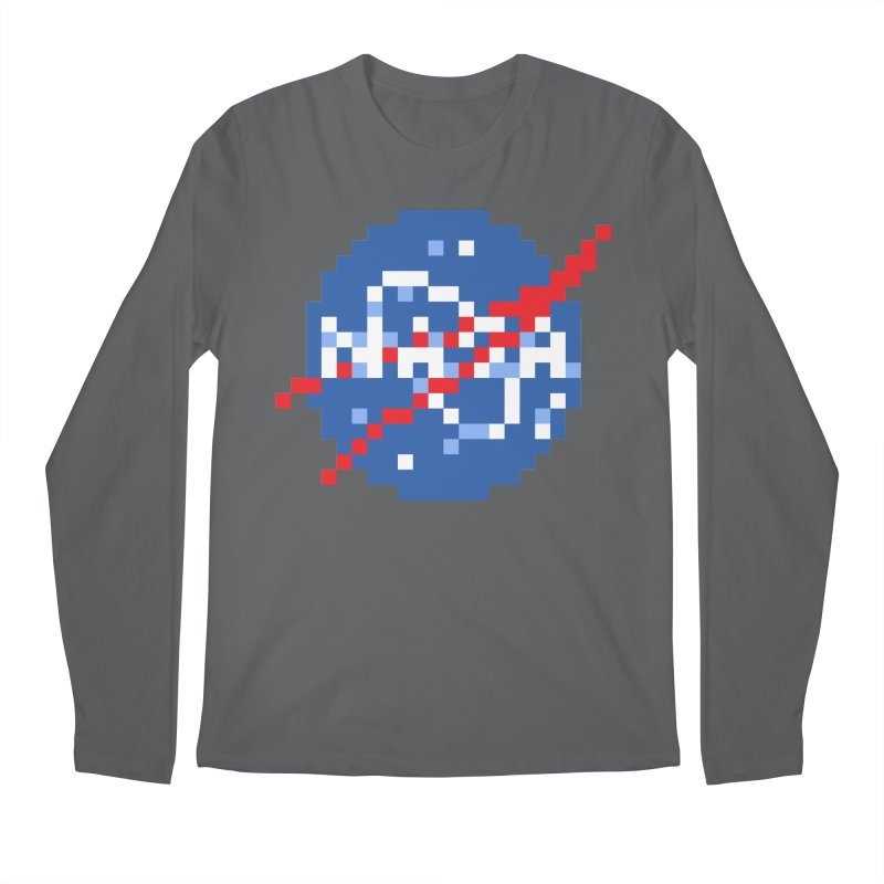 Space Science Men's Longsleeve T-Shirt by Aled's Artist Shop