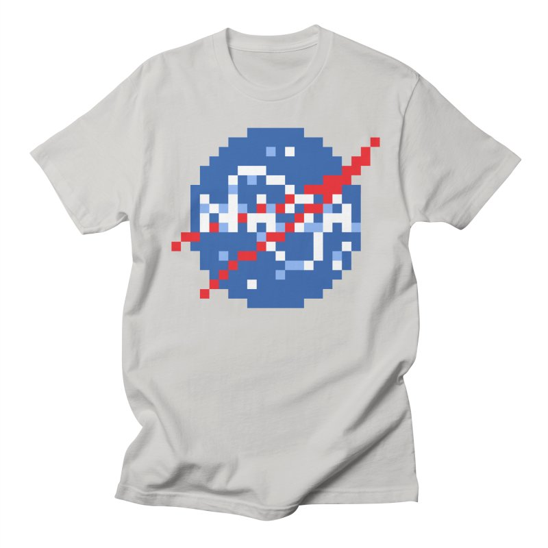Space Science Men's T-Shirt by Aled's Artist Shop