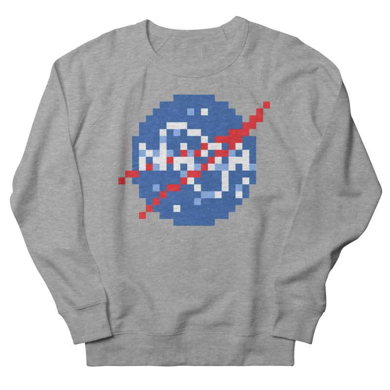 Space Science Men's French Terry Sweatshirt by Aled's Artist Shop