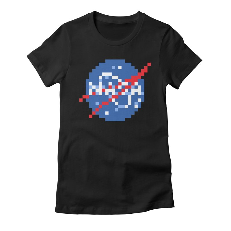 Space Science Women's T-Shirt by Aled's Artist Shop